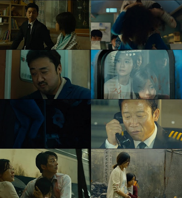 Image result for Train To Busan 2016 DvDRiP Dubbed In Hindi Full Movie Download