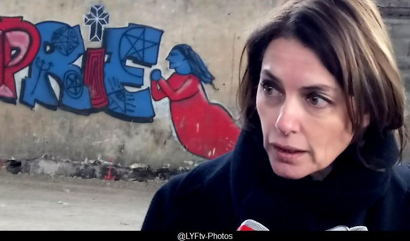 Karine Dognin-Sauze, Vice Présidente de la Métropole de Lyon chargée du développement numérique