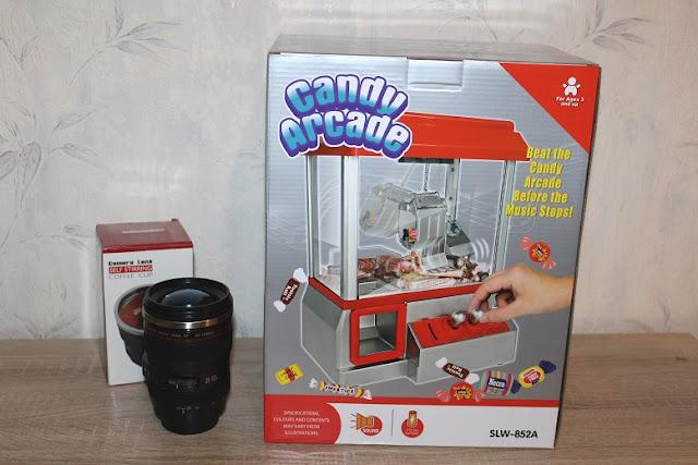 machine à bonbons pour enfants