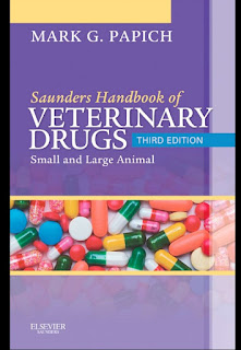 Saunders Handbook of Veterinary Drugs – Small and Large Animal 3rd Edition