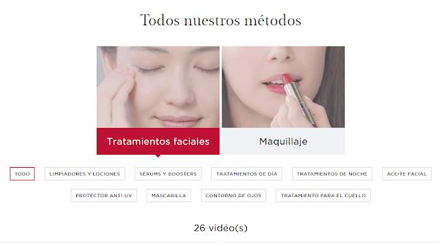 Como aplicar los tratamiento cosméticos y maquillaje