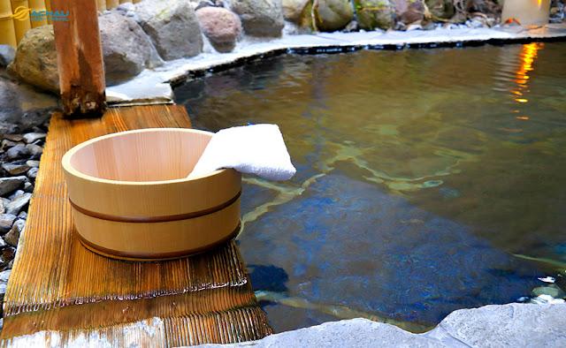 Cần lưu ý điều gì khi tắm Osen tại Nhật Bản? 2