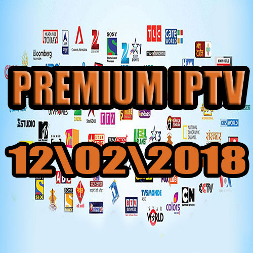 Free IPTV premium servers  12-02-2018