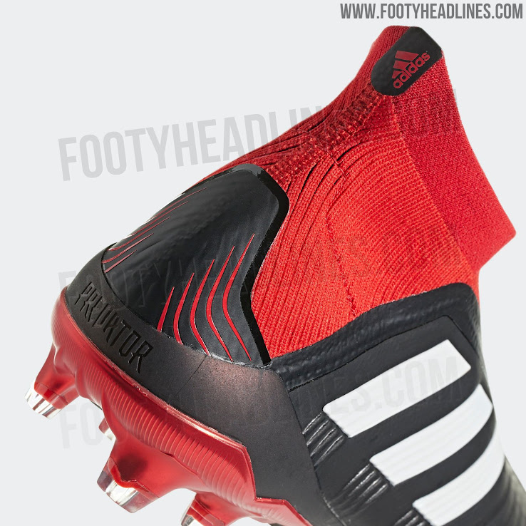 sports shoes 9937d 6ec7e Adidas Predator 18+  Team Mode  2018-2019 Boots Leaked