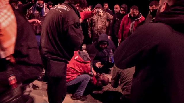 """Μαρτυρίες κατοίκων Λέσβου – Χίου: «Από τους ασυρμάτους ακουγότανε """"βαράτε στο ψαχνό""""»"""