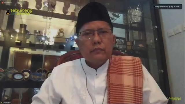 Kiai Cholil Nafis Sikapi Menag Soal Doa Semua Agama: Haram Amini Doa Nonmuslim