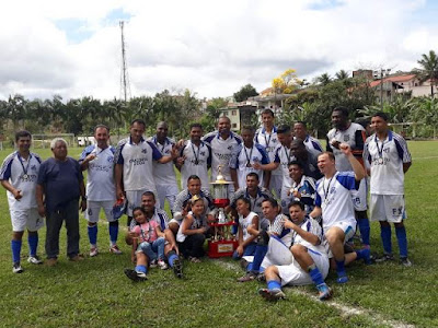 Avenida vence Biguá e se consagra campeão de 2018.