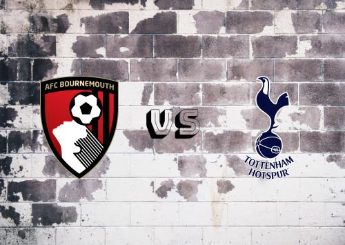 AFC Bournemouth vs Tottenham Hotspur  Resumen y Partido Completo