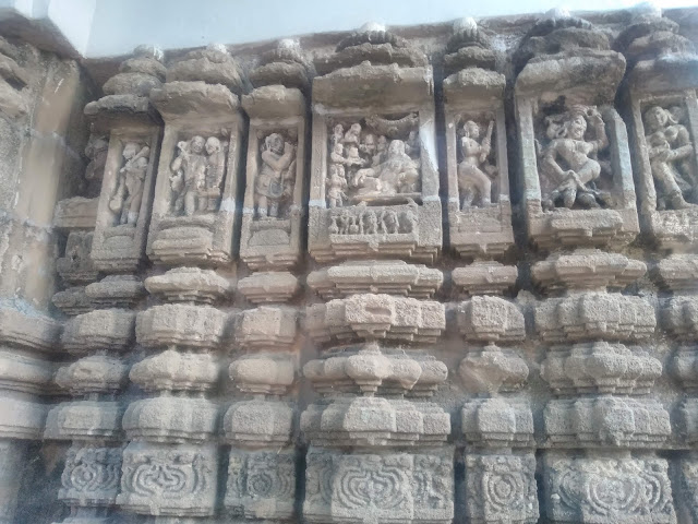 Rock Art Craft at the Sobhaneswar Mahadev temple is a 12th-century heritage site at Niali