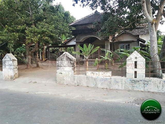 Tanah Bonus Bangunan dekat SMP 1 Minggir