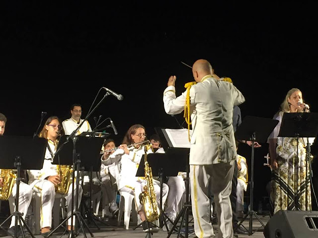 Υπέροχη βραδιά στη συναυλία της Φιλαρμονικής του Δήμου Ερμιονίδας