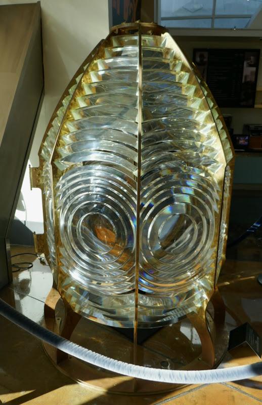 Lighthouse 3rd Order Fresnel Lens