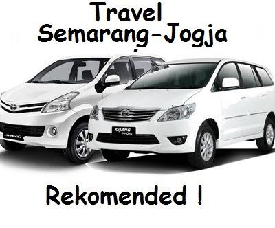 Travel Semarang-Jogja