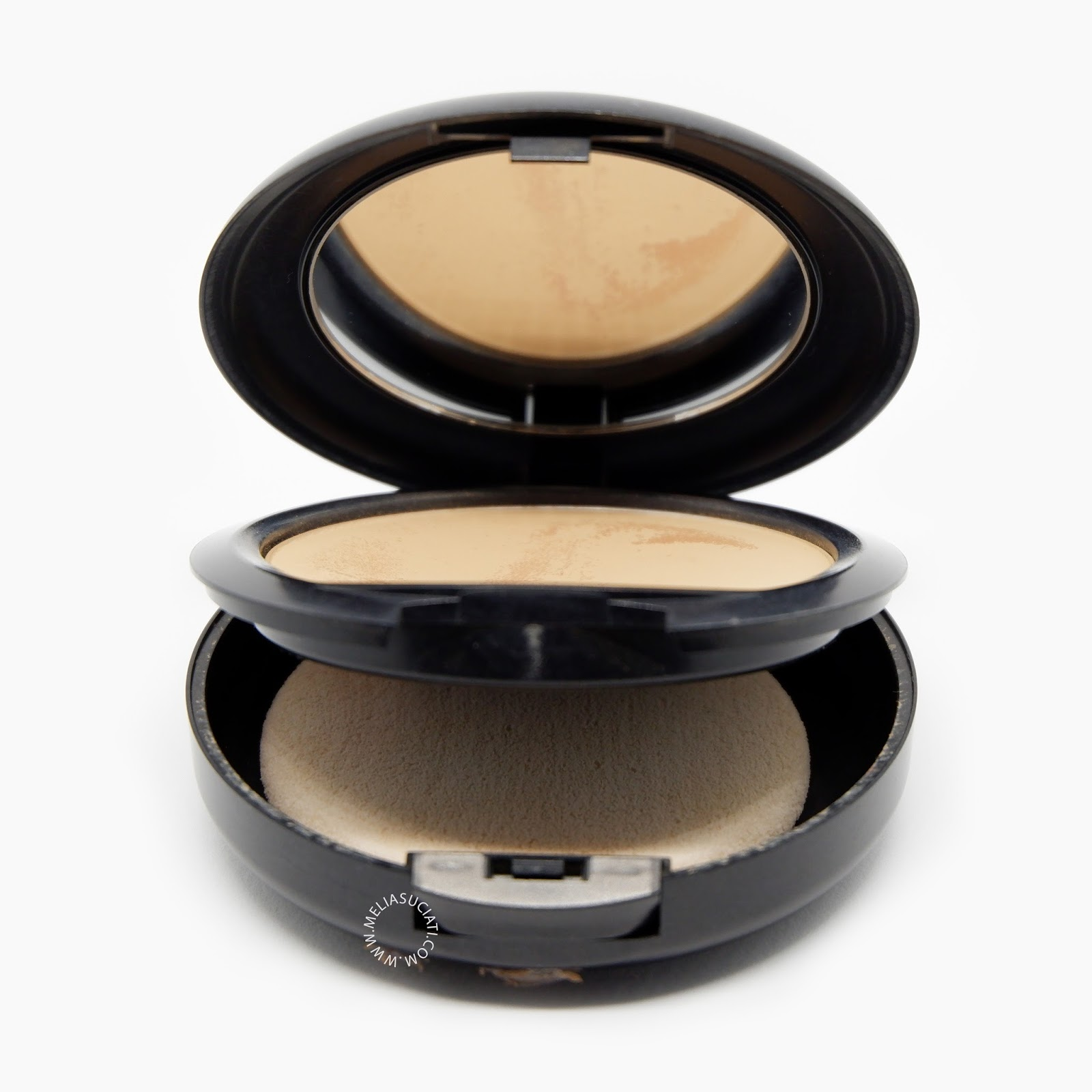 [Review] MAC Studio Fix Powder Plus Foundation NC 35