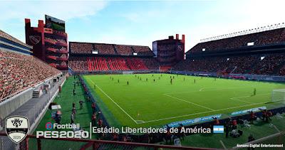 PES 2020 Stadium Libertadores de América