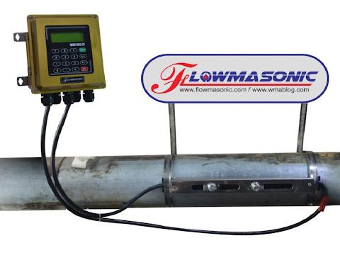Flow meter Ultrasonic WUF 100CF