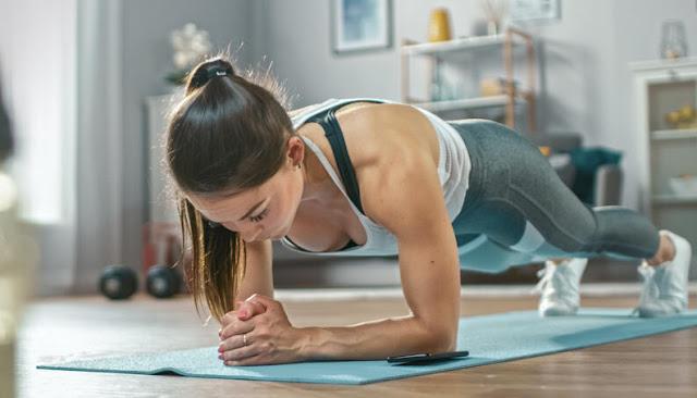 BIENESTAR: Cuarentena por coronavirus: 5 rutinas de ejercicios para hacer en casa