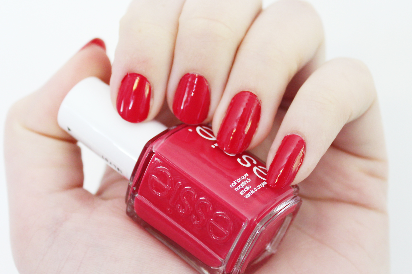 ESSIE | gel setter Top Coat + 'Double Breasted Jacket' - Review + Swatches - CassandraMyee