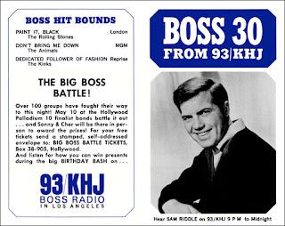 KHJ Boss 30 No. 43 - Sam Riddle