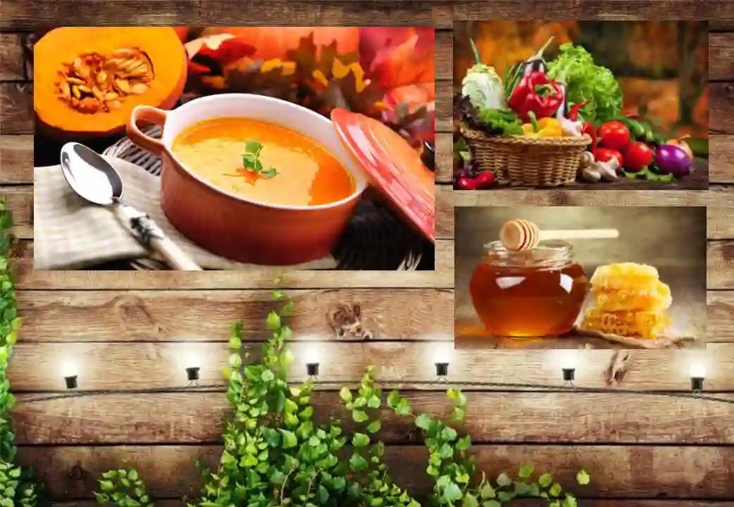 أغذية ومشروبات تساعد على تدفئة الجسم