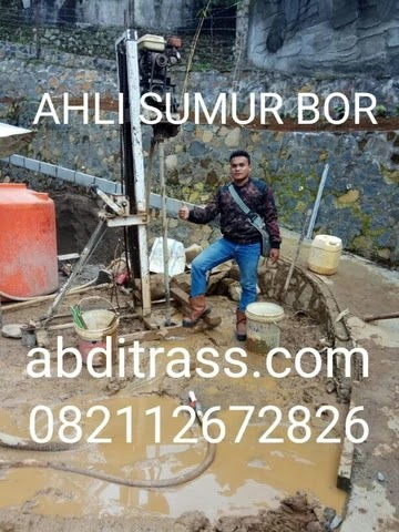 JASA SUMUR BOR DI BOGOR ABDITRASS 082112672826 HARGA MURAH