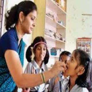 Deworming Day is being held on the 10th of this month.