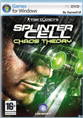 Splinter Cell Chaos Theory PC [Full] Español [MEGA]