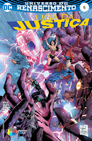 DC Renascimento: Liga da Justiça #5