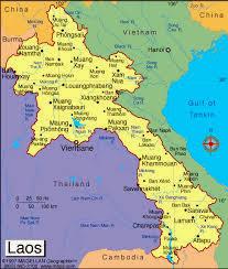 Dunia Inspirasiku Keadaan Alam Negara Laos