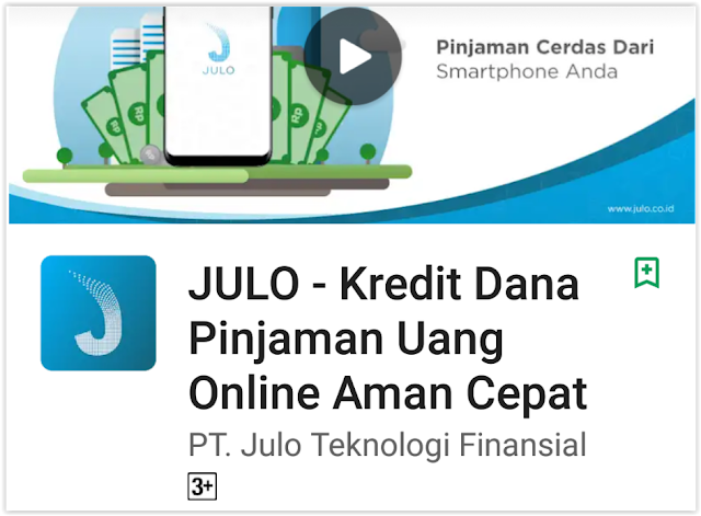 Review Julo Layanan Pinjaman Online Cepat Cair Bunga Rendah