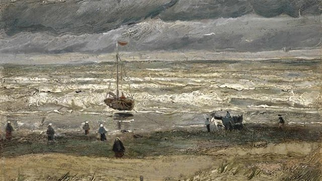 Italian police in Naples recover Dutch painter Vincent Van Gogh's stolen paintings after 14 years