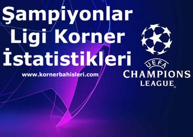 Şampiyonlar Ligi Korner Analiz