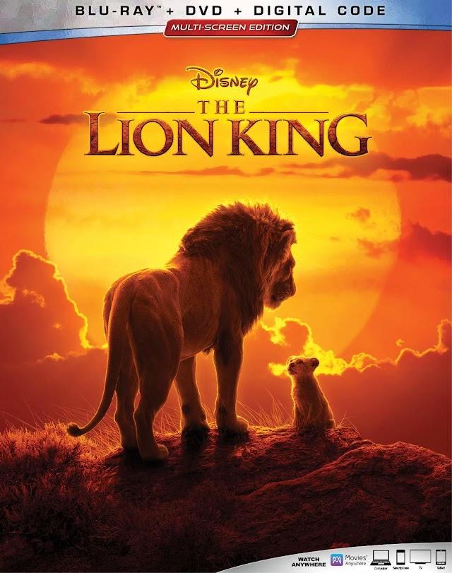 The Lion King 2019 x264 720p Esub BluRay Dual Audio English Hindi GOPISAHI