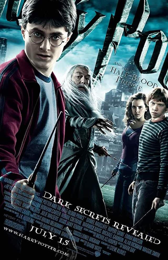Harry Potter and the Half-Blood Prince 2009 x264 720p Esub BluRay Dual Audio English Hindi GOPI SAHI