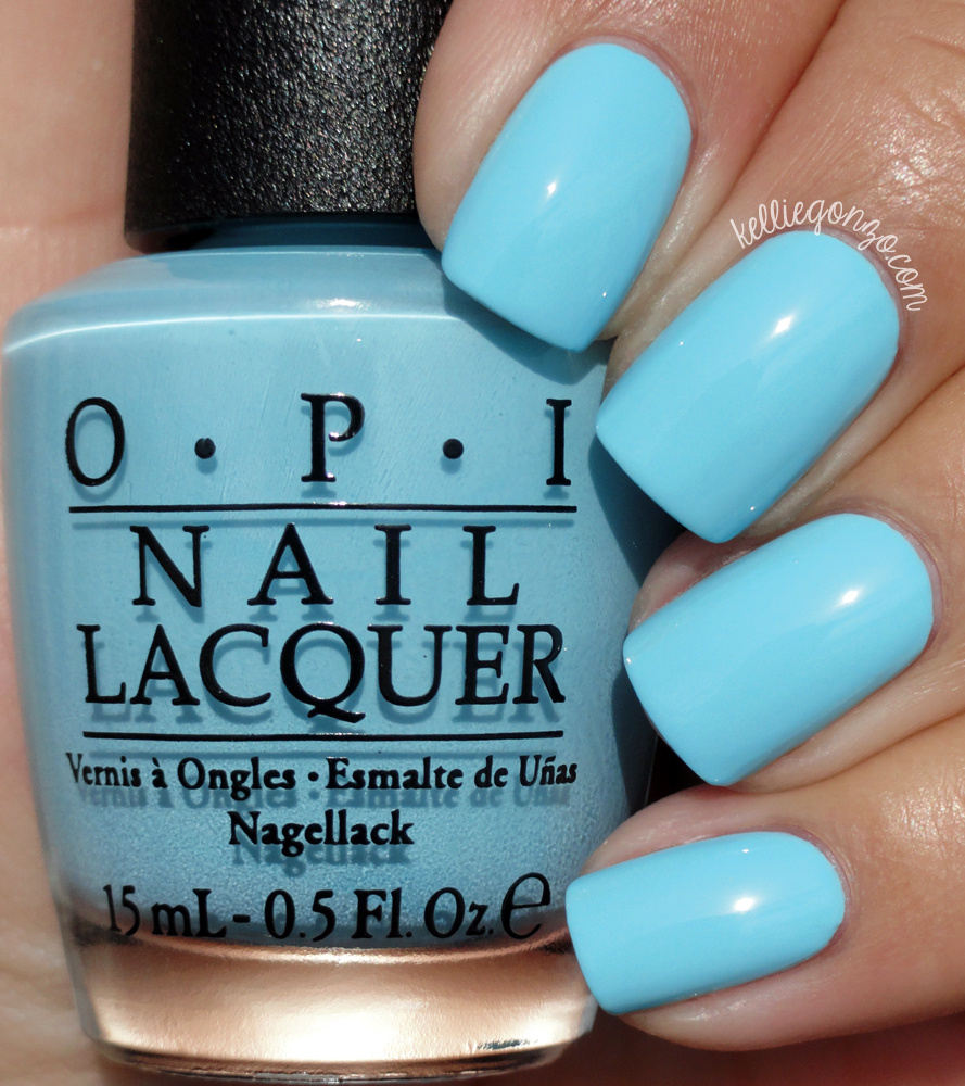 OPI I Believe In Manicures