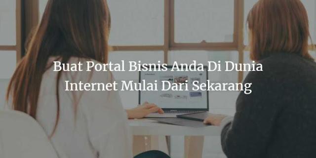 Cari Jasa Web Design Bandung Untuk Portal Bisnis Anda