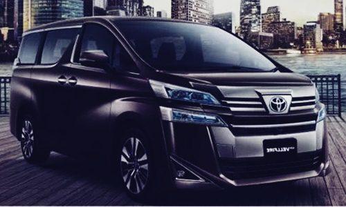 Kemewahan Mobil  Toyota Vellfire Serta Review Performa dan Harganya