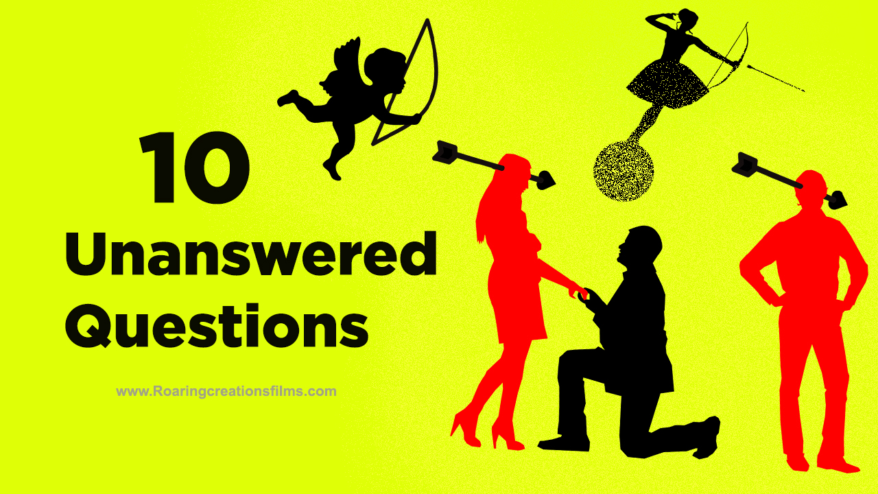 Unanswered Questions in English - Most Tortured Questions for Humans