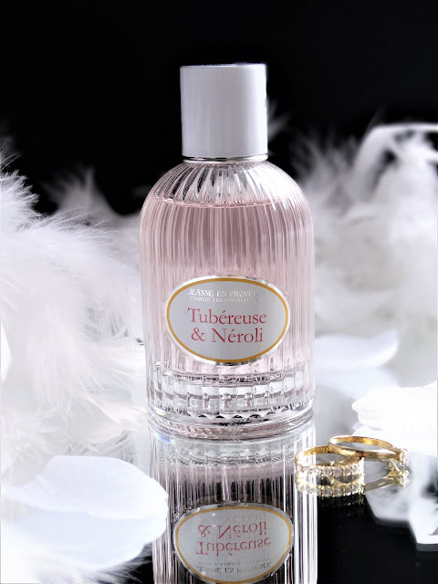 avis tubéreuse et néroli jeanne en provence, avis parfum jeanne en provence, parfum tubéreuse néroli jeanne en provence
