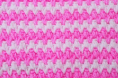 1-Crochet Imagen Puntada frijolito a crochet y ganchillo por Majovel Crochet