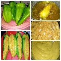 Rajasthani Mirchi Bada recipe