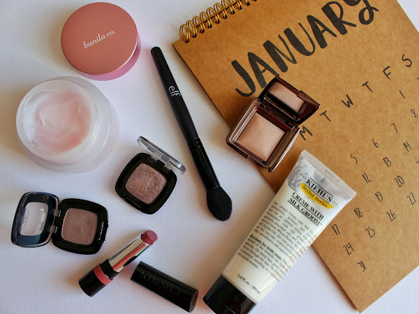 Monthly Beauty Favorites | January 2016