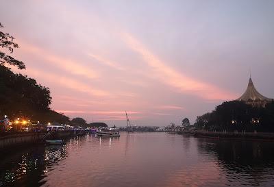 Giorno 5 - Kuching