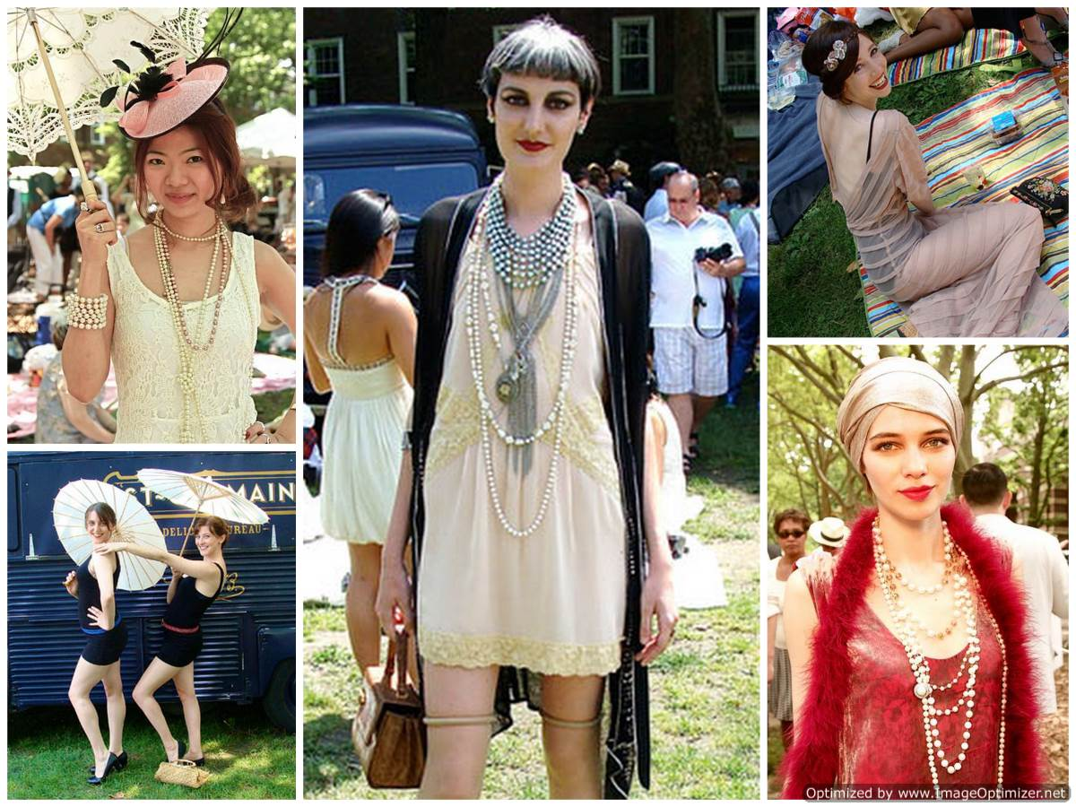 Ms Fabulous Jazz Age Lawn Party Style Fashion Design Indie Clothing Style Beauty