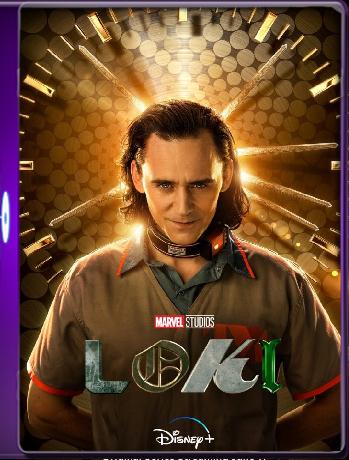 Loki (2021) Temporada 01 [02/06] [WEB-DL 1080P] [60 FPS] Latino [GoogleDrive]