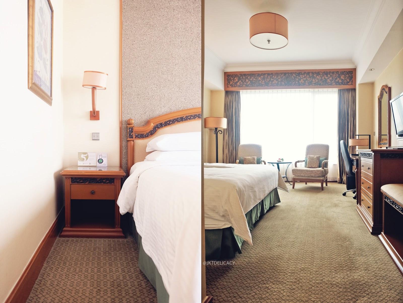 Jktdelicacy Com Staycation At Shangri La Hotel Surabaya
