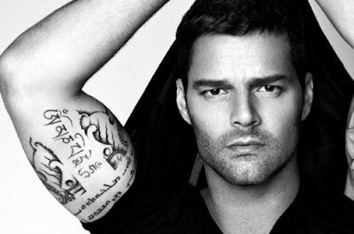 Muso da semana: Ricky Martin