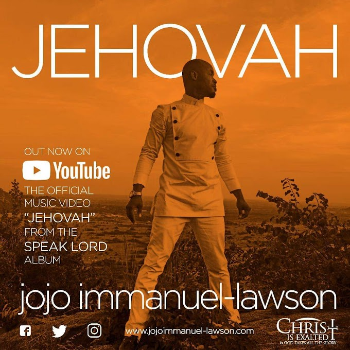 International Gospel Act, Jojo Immanuel Lawson releases Video to his much talked about singles