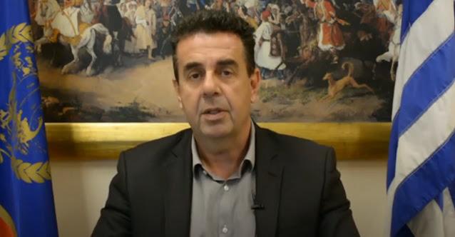 Δήλωση Δημήτρη Κωστούρου για το σκληρό lockdown (βίντεο)
