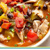 Keto & Low Carb Chicken Fajita Soup